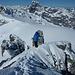 Wintertürmli: Gipfelgrätchen P. 3003