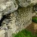 Antiche fortificazioni lungo il sentiero