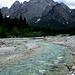 il gelido fiume Sàisera...