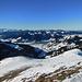 Der Chli Aubrig ist ein unscheinbares Berglein mit dramatisch schönen Ausblicken.