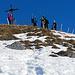 Aber den Gipfel haben auch alle erreicht. Jede und Jeder auf individueller Linie.