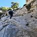 An den Ketten in der Calanque de l'Oeil de Verre, ein schönes Foto des Auges [http://pcafpageperso.free.fr/Calanques/Pages%20calanques/Photos%20Calanques/Photo_Calanques_Oeil_de_Verre_2007_02_048.jpg hier]