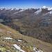 Blick zurück nach Obergurgel von kurz oberhalb der Hütte.