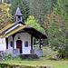 chapelle Notre Dame des Neiges à Taney 1415m