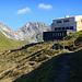 Die Stuttgarter Hütte (2.310m)
