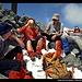 Gipfel des Hochfeilers, Zillertaler Alpen, Ahrntal, Südtirol, Italien
