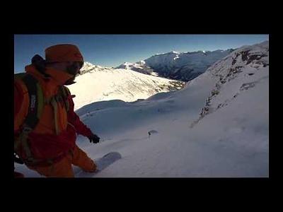 Neujahrsvideo im Chärpf Gebiet