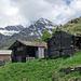 Hütten von Honalpa