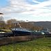 Schleuse beim Kraftwerk Birsfelden