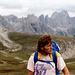 io,in prossimità della vetta del monte Pez