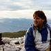 sulla vetta del monte Pez
