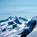 Gipfelpanorama Südost - Monte Rosa