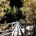 Brücke über die Isel!