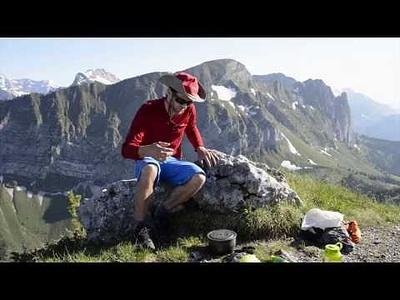 Draussen Übernachten - Outdoor Campieren und biwakieren in den Schweizer Bergen - mit Rücksicht auf die Natur http://www.scout-out.ch/niki/wp/2012/08/24/campieren-und-biwakieren/