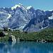 Oberhornsee mit Blick zur Jungfrau