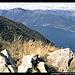 Lago Maggiore vom Monte Gambarogno, Tessin, Schweiz