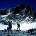 Kraterrand in 6600m