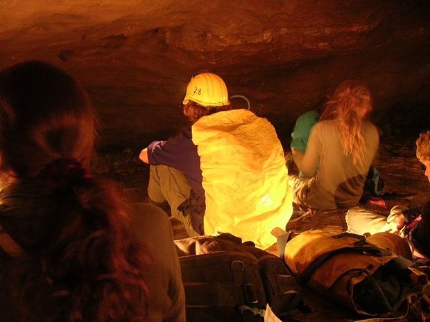 Höhlenimpression