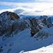Blick Richtung Süden und den Bündner Alpen