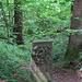 Ein Prachtstück von Grenzstein an der Schwedenschanze