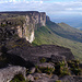 Blick vom Punto mas Alto, 2810m über Meer.