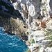 Klettern mit Francesco am Capo Noli bei Finale: Unbeschreiblich...
