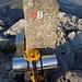Meine Stuff auf dem Gipfel des Zas (1001m.ü.M.)