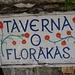"""In der Taverne """"Florakas"""" in Dhanakos gibt superfeinen greek salad für 2.50Euro: ein Geheimtipp!"""