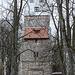 Der Stolz des Verschönerungsvereins Moritzberg e.V. - Aussichtsturm auf dem Moritzberg