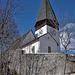 Die Kirche von Saanen