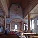 Mauritiuskirche. Erbaut 1444 - 1447 in spätgotischem Stil.