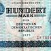 100-Mark-Schein der DDR