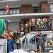 <b>Intrattenimento con le Güggen a Maglio di Colla. Si tratta della Can & Gat Carneval Band di Stabio.<br />Palco e scranno per il maestro improvvisati: l'arte dell'arrangiarsi...<br />([http://www.youtube.com/watch?v=x_wOZcCjXiA&feature=youtu.be  Vedi video])</b>