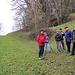 im Aufstieg zum Lochbrunne
