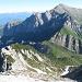 la Grigna settentrionale e la traversata alta dalla cima della Grigna meridionale