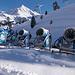 Aufgerüstet: Schneekanonen in Kühtai