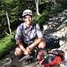 Beim Klettergarten Sass dal Gatt