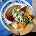 herrlich angerichteter, und mundender, gemischter Salat im Golderli