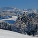 Impressionen nördliche Vorkette: Hügelzüge westlich der Hochalp