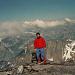 Auf dem Gipfel des Ruchi 3107m.