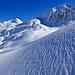 Die Tessiner Schneewüste estrahlt in grösstmöglicher Perfektion.