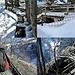 heute zum ersten Mal im Winter auf der Haltsuon zwischen Eischoll und Unterbäch
