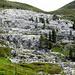 Wie ein versteinerter Gletscher: das Innerbärgli-Karrenfeld
