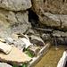 Das legendäre Chalte Brünnli zuoberst in der Karhole