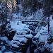 fantastische Griesschlucht; die Wasser des Pochtenfalls ... © Marcel