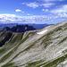 Blick über den Hindelanger Klettersteig