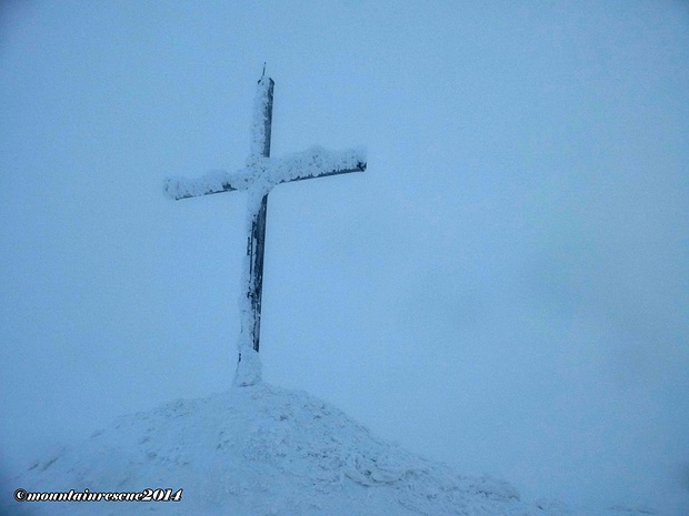 Gipfelkreuz des Zirbitzkogel