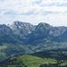 Der Alpstein bietet immer ein tolle Kulisse