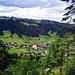 Blick nach Marbach