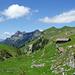 Alp Oberberg, Blick Richtung Chumeli - Jusitistal